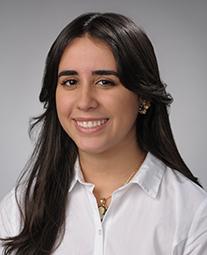 Photo: OTHC scholar Cynthia González '18
