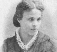 Photo: Sarah Fraser 1876, the the first black female to gain an MD from Syracuse University