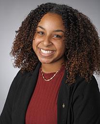 Brianna Jones '20: Ruby Helen Henry and Marion A. Goodwin Scholar