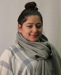 Marceli Rocha-Rocha '20: DeLuca Charitable Trust Scholar