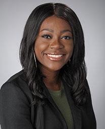 Samoya Ricketts '19: Undergraduate Black and Hispanic Scholar
